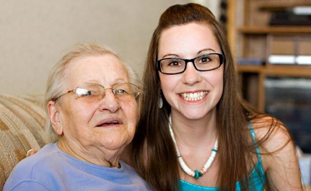 Me & My Grandma Jean • 2010