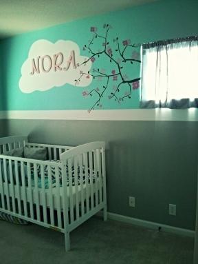Nora's room - Eugene House