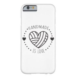 Handmade is Love iPhone 6 Case