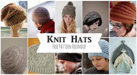 pattern roundup-knithats