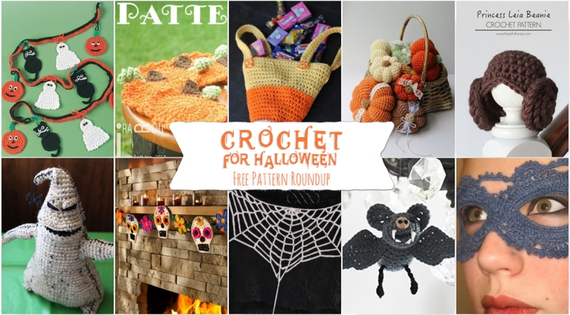 Free pattern roundup - Crochet for Halloween via @fibreandfabrics http://wp.me/p4kypa-zE