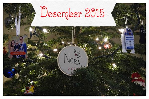 December 2015 Wrap Up // fibreandfabrics.wordpress.com