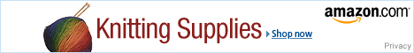 Shop the best rated knitting supplies and yarn at Amazon! ♥ Fibreandfabrics affiliate link